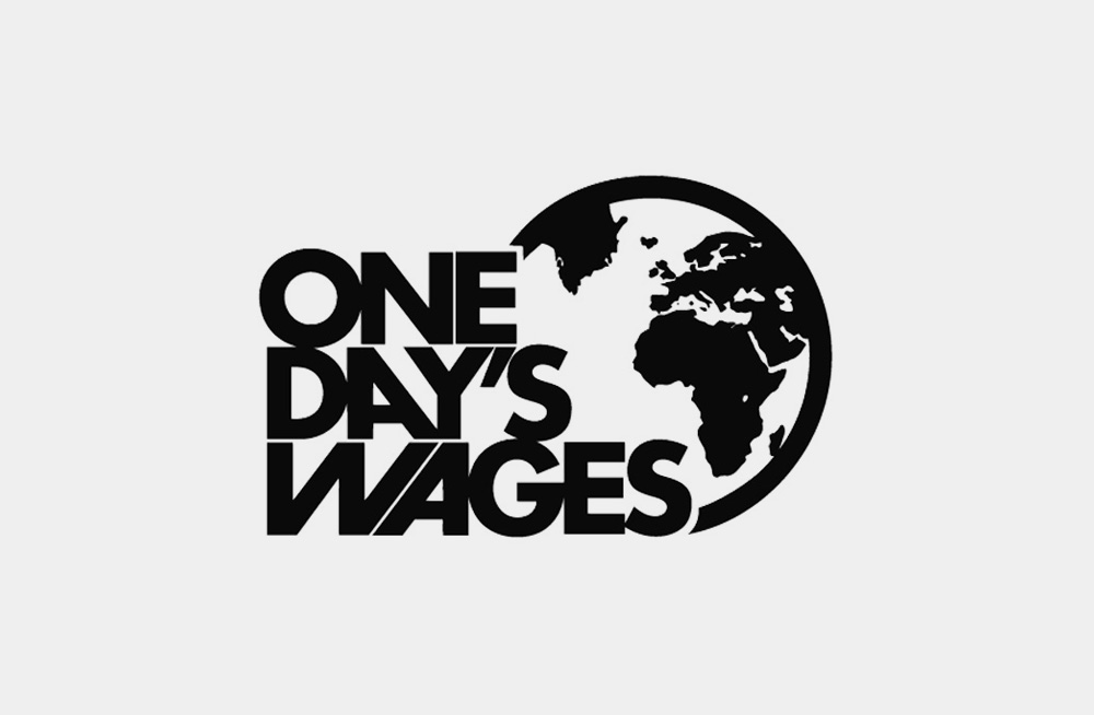 One Days Wages